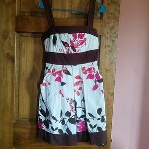 Speechless summer dress, size 11